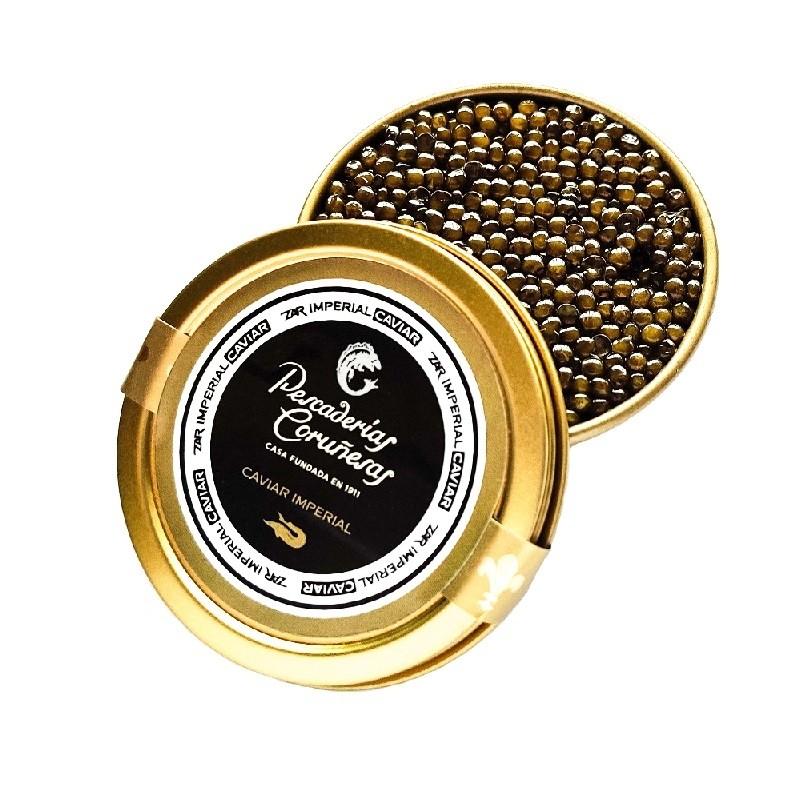 Caviar Imperial Pescaderías Coruñesas 50gr