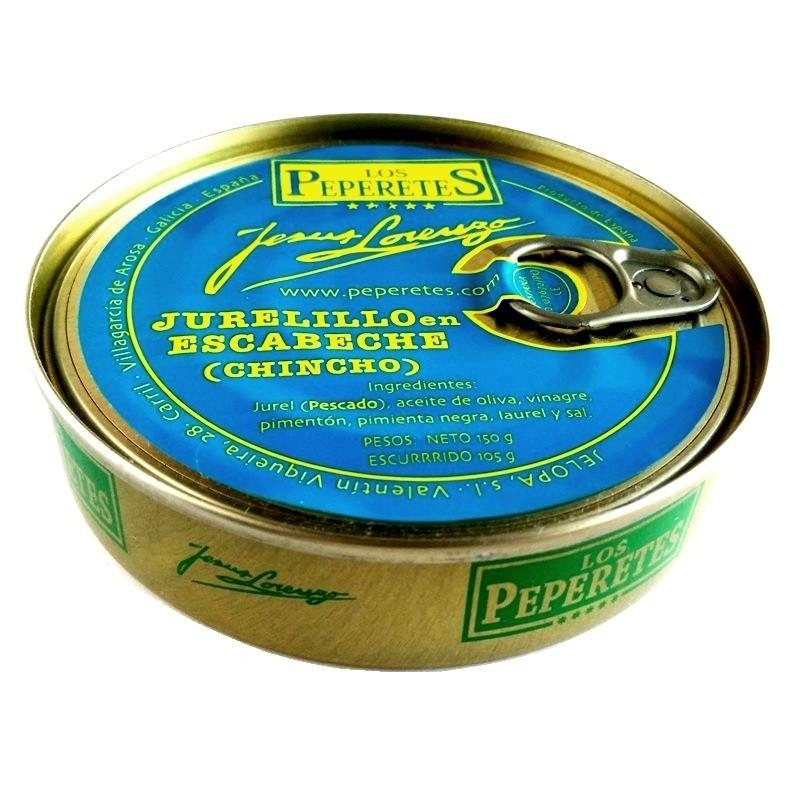 Jurelillo en escabeche Los Peperetes 150 gr