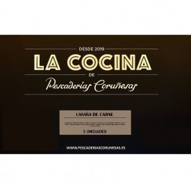 Lasagna (2 unidades)