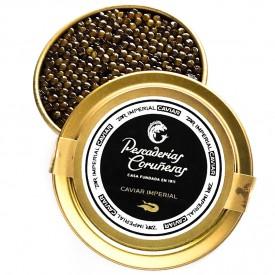 Caviar Imperial Pescaderías Coruñesas 100gr
