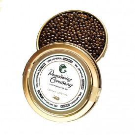 Caviar Osetra Pescaderías Coruñesas 50gr