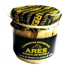 Lomos de bonito en aceite oliva Ares 300gr