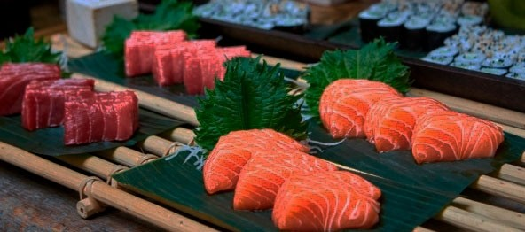 Bloque home sushi